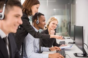 Call center whatsapp business