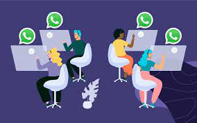 Contact center whatsapp