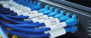 Empresa de cabeamento de rede