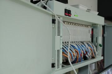 Empresa de instalação de central telefonica