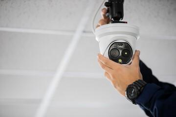 Empresa de manutenção de cameras de segurança