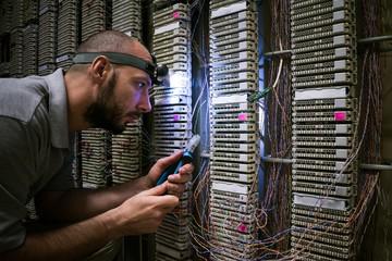 Empresas de manutenção de central telefonica