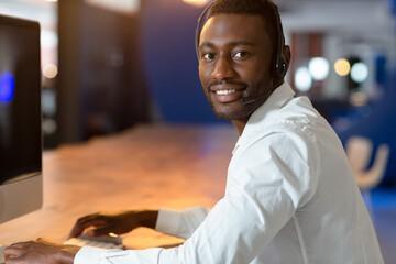 Headset para call center