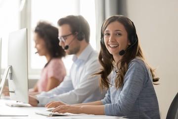 Headset call center usb