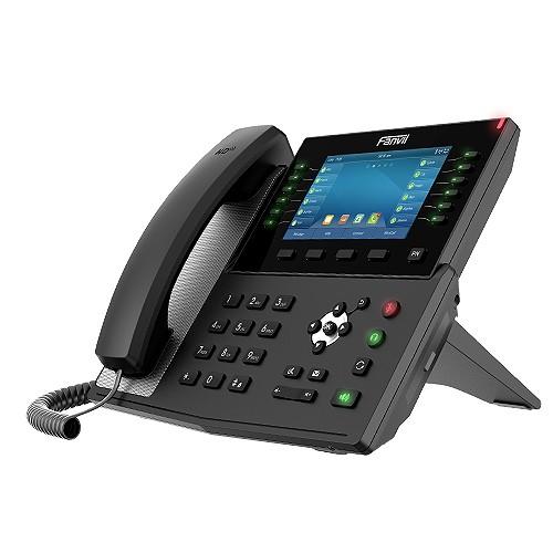 Manutenção de aparelho telefonico ip