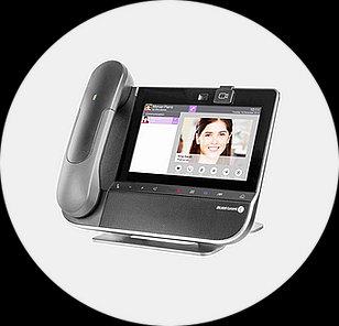 Smart Deskphone